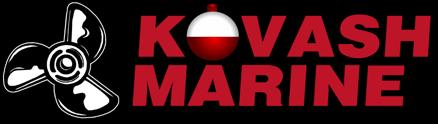 Kovash Marine Logo